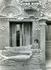 Gilles Ehrmann, Le passeur Hippolyte en Vendée, Les Inspirés et leurs Demeures, 1962/1982, Collection Frac Bretagne