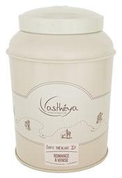 ©Asthéya, boite de thé Romance à Venise