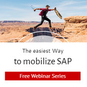 Webinars about Mobilizing SAP