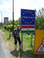 Ein kurzer Abstecher nach Ungarn