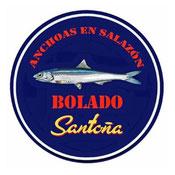 Logotipo conservas bolado