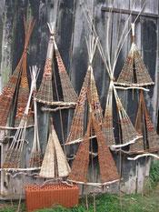 neuer Flechtkurs, Segelschiffe