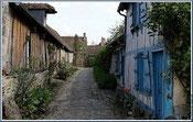 Rue de Gerberoy près de Beauvais - 60