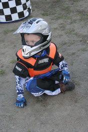 (Brody Hanson, #2. Brody is the son of Rich Hanson (who helps out GNC1 #52, Shayna Texter) and Marsha Coolbeth-Hanson (Sister to GNC1 #2, Kenny Coolbeth Jr). You know that Brody has the racing DNA!)