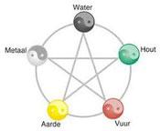 5 Chinese Elementen