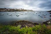 Frankreich, Bretagne, Hafen bei Le Conquet