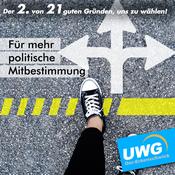 Für mehr politische Mitbestimmung - Der 2. von 21 guten Gründen, uns zu wählen
