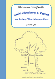 unterrichtsmaterial zu verben lernwerkstatt f252r deutsch