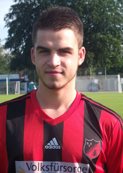 Spielt gegen seinen Ex-Club: Neuzugang Pascal Kaluza.