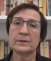 Rosaria VAVASSORI, Présidente de l'Association Italienne