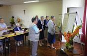 Session de supérieures à Créhen, été 2012