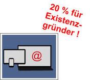 20 % für Existenzgründer