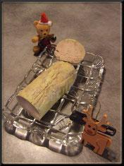 Recette de la ballotine de foie gras au vin blanc pour noel