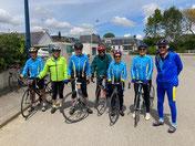 Groupe Vélo Santé .  Départ le mercredi 14 h