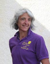 Marie-Noëlle Friocourt, directrice de la Ferme Equestre du Buisson