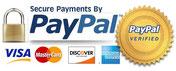 Pago fácil con paypal, tarjeta y transferencia