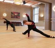 Jazz Dance, Jazz Gymnastik