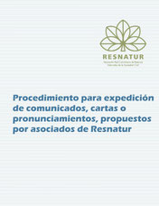 Guía de actuación local para propietarios de RNSC