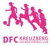 Logo von DFC Kreuzberg e.V. Frauenfußball von Discover Football Frauenfußball Verein in Berlin