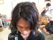 札札幌 豊平 清田 ヘナ染め 天然100% 育毛 細毛 コシ ボリュームアップ