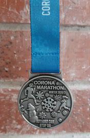 Corona Marathon - Winter Edition