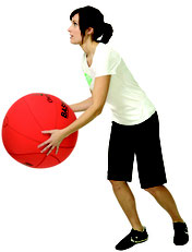 Ballon géant de basket-ball de kin-ball pour des activités sportives