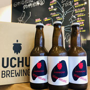 宇宙ビール   UCHU BREWING HARMONY