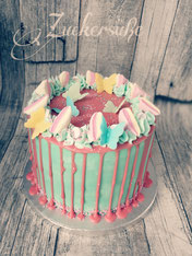 #Dripcake