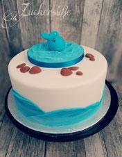 #Fische #Torte