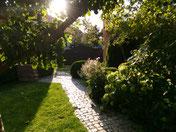 Wunderschöner Garten