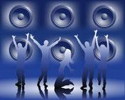 Lautsprecher- & Beschallungsanlagen für Musik und Durchsagen