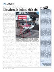 Wochenzeitung felix, 05.09.2014