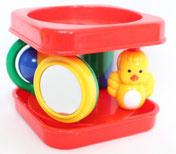 Cube mini d'acitvités