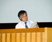 8月講師  谷 直樹
