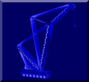 Lattice Boom Crane / Gittermastkran