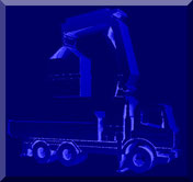 Truck mounted Crane / LKW Ladekran