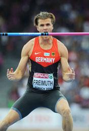 Rico Freimuth, Zehnkämpfer