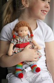 игровые куклы для девочек из натуральных материалов