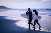 Meer, Strand, Surf, Männer