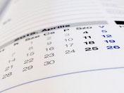 Kalender, Buch