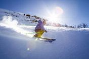 Ski, Winter, Schnee, Berge