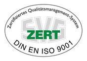 Zertifizierung DIN EN ISO 9001:2015, qualifizierter Umzug, ausgezeichneter Umzug