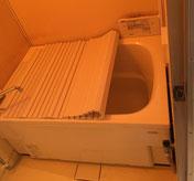 ポリバス 設置・バランス釜から給湯器 施工事例