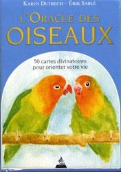 L'oracle des oiseaux, Pierres de Lumière, tarots, lithothérpie, bien-être, ésotérisme