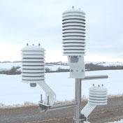 Abris météo - instruments de mesures météo - Agralis - Aquitaine
