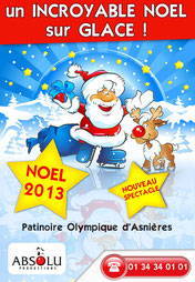 Spectacle sur glace NOEL 2013