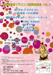 2018/11/4(日)サンハートホール発表会