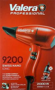 Haarfön Valera Nano 9200 Verpackung