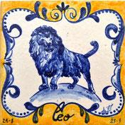 Sternzeichen: Loewe 23.7-23.8., Art.-Nr.: AZ-Loewe
