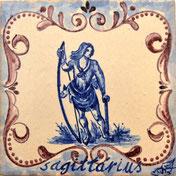Sternzeichen: Schuetze 23.11.-21.12., Art.-Nr.: AZ-Schuetze